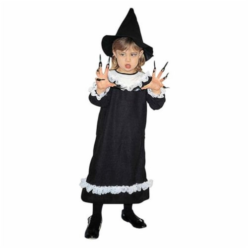 RG Costumes 70037-T Cute-t Witch Costume - Size Toddler Perspective: front