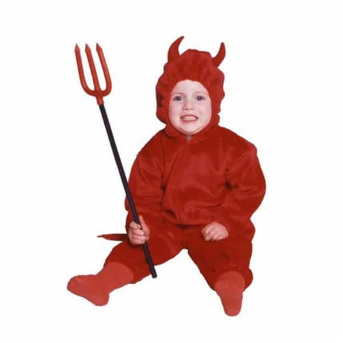 RG Costumes 70153-I Lil Devil Costume - Size Infant Perspective: front