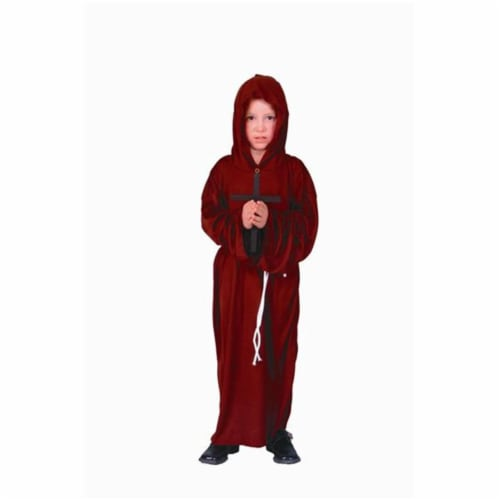 RG Costumes 90011-L Monk Costume - Size Child-Large Perspective: front