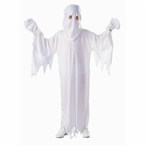 RG Costumes 90018-L Ghost Costume - Size Child-Large Perspective: front