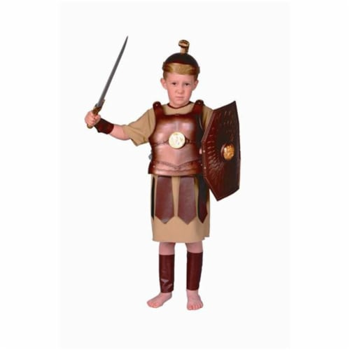 RG Costumes 90022-L Roman Solider Costume - Size Child-Large Perspective: front