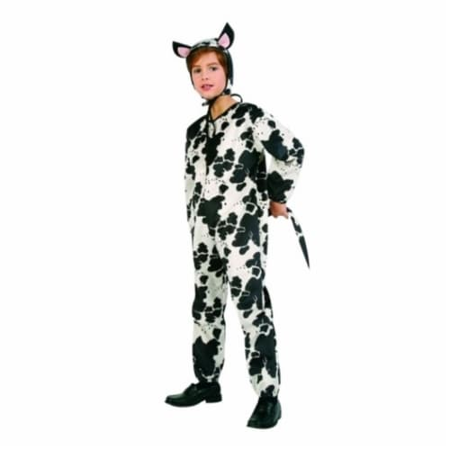 RG Costumes 90023-L Cow Costume - Size Child Large 12-14 Perspective: front