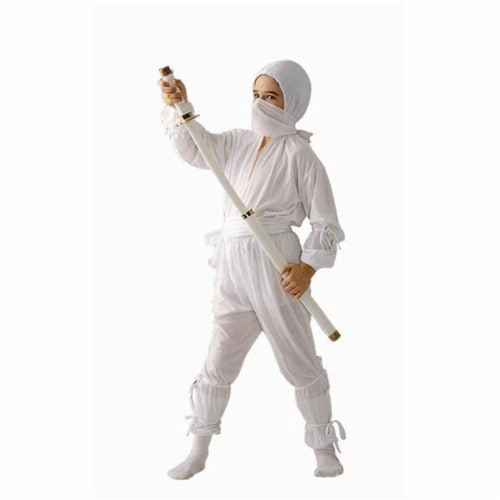 RG Costumes 90041-L Ninja Costume - Size Child Large Perspective: front
