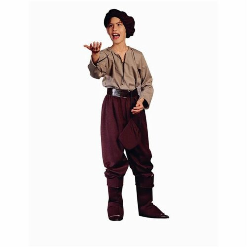 RG Costumes 90113-L Renaissance Peasant Costume - Size Child-Large Perspective: front