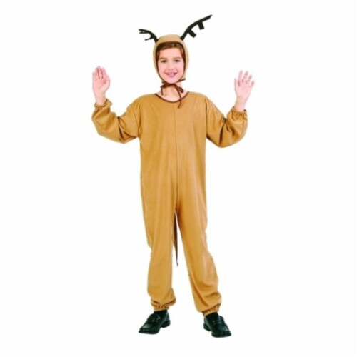 RG Costumes 90188-L Reindeer Costume - Size Child Large 12-14 Perspective: front