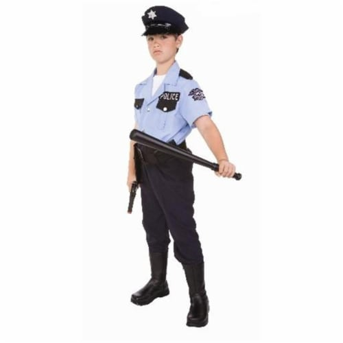 RG Costumes 90265-L On Patrol Child Costume - Size L Perspective: front