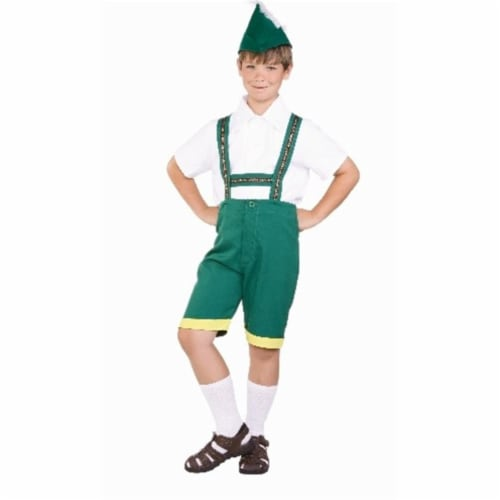 RG Costumes 90279-L Bavarian Boy Costume - Size L Perspective: front