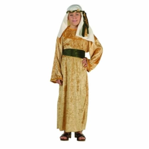 RG Costumes 90281-L Wiseman Costume - Size Child Large 12-14 Perspective: front