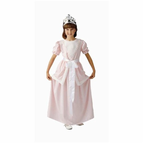 RG Costumes 91035-L Royal Princess Costume - Size Child-Large Perspective: front