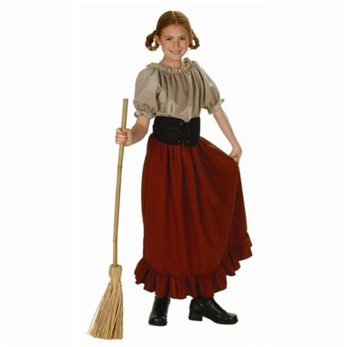 RG Costumes 91120-L Renaissance Peasant Costume - Size Child-Large Perspective: front