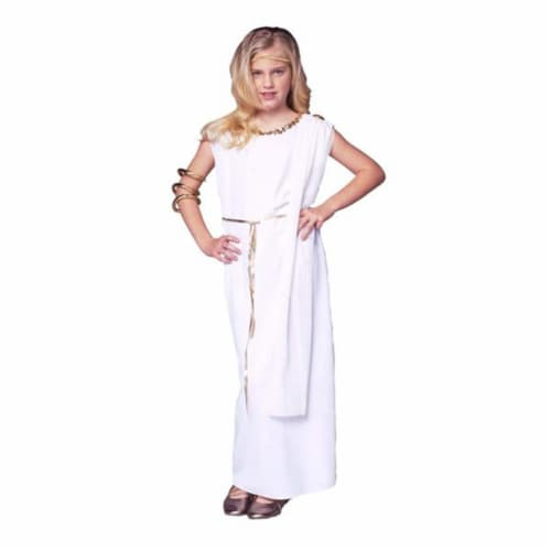RG Costumes 91141-L Athena Costume - Size Child-Large Perspective: front