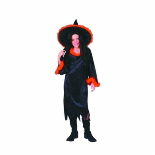 RG Costumes 91172-L Gothic Witch Costume - Size Child Large 12-14 Perspective: front