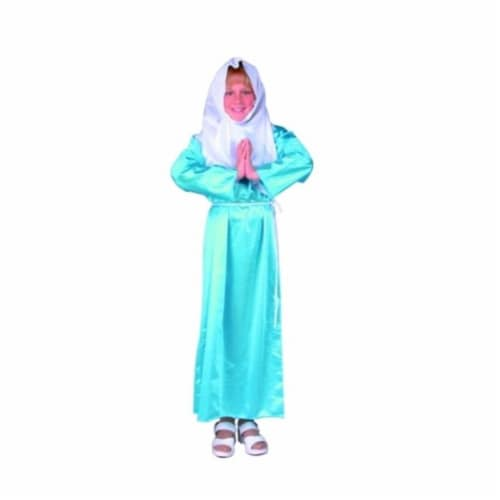 RG Costumes 91180-L Virgin Mary Costume - Size Child Large 12-14 Perspective: front