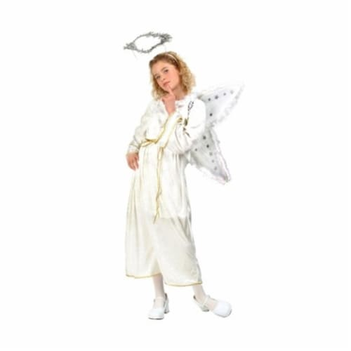 RG Costumes 91206-L Glamour Angel Costume - Size Child Large 12-14 Perspective: front