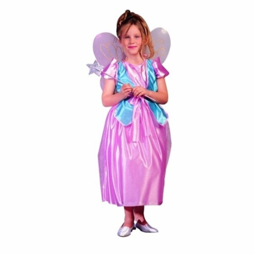 RG Costumes 91211-L Butterfly Princess Costume - Size Child Large 12-14 Perspective: front