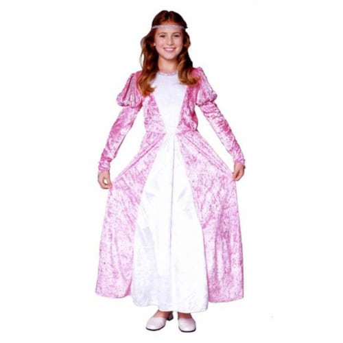 RG Costumes 91235-L Pink Fairy Costume - Size Child-Large Perspective: front