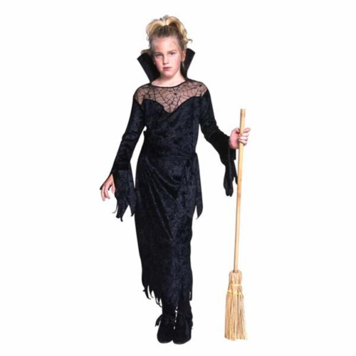 RG Costumes 91243-L Enchanting Witch Costume - Size Child-Large Perspective: front