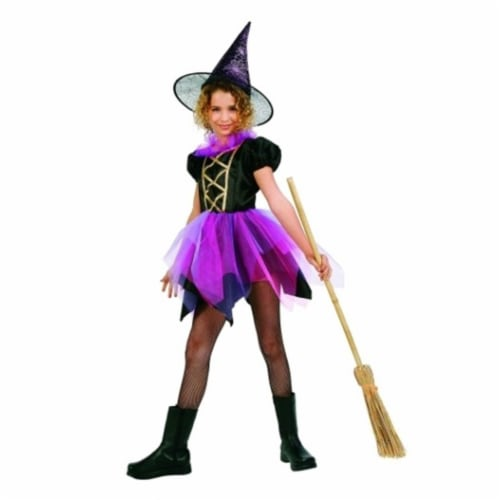 RG Costumes 91415-L Witch Of Fairyland Costume - Size Child Large 12-14 Perspective: front