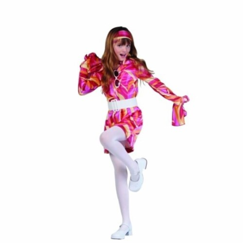 RG Costumes 91478-L Go-Go Girl Costume - Size Child Large 12-14 Perspective: front