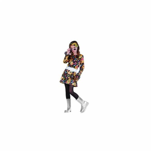 RG Costumes 91479-L Go-Go Girl Costume - Size Child Large 12-14 Perspective: front