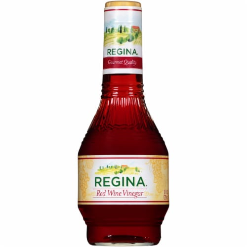 Regina Fine Red Wine Vinegar Perspective: front
