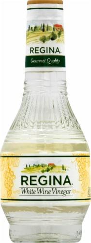 Regina Fine White Wine Vinegar Perspective: front