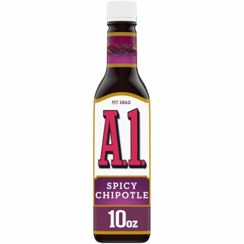 A.1. Spicy Chipotle Sauce Perspective: front