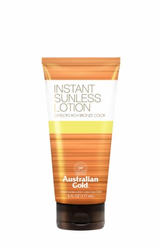 Australian Gold Instant Sunless Lotion Perspective: front