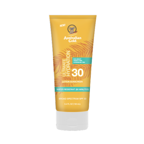 Australian Gold SPF 30 Lotion Perspective: front