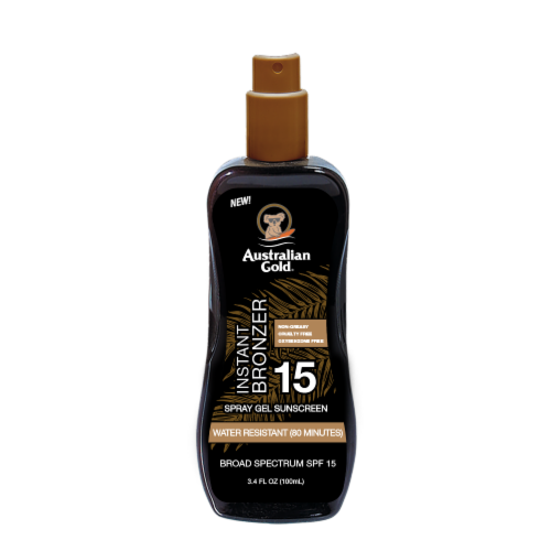 Australian Gold SPF 15 Lotion Perspective: front