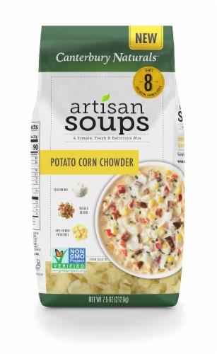 Canterbury Naturals Potato Corn Chowder Artisan Dry Soup Mix Perspective: front