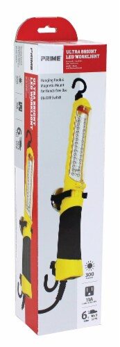 Prime LED 300 Lumens Worklight - Yellow Perspective: front
