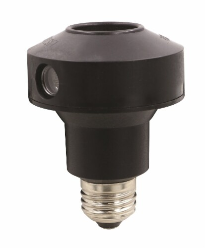 Prime PAR38 Floodlight Photocell Adapter Perspective: front