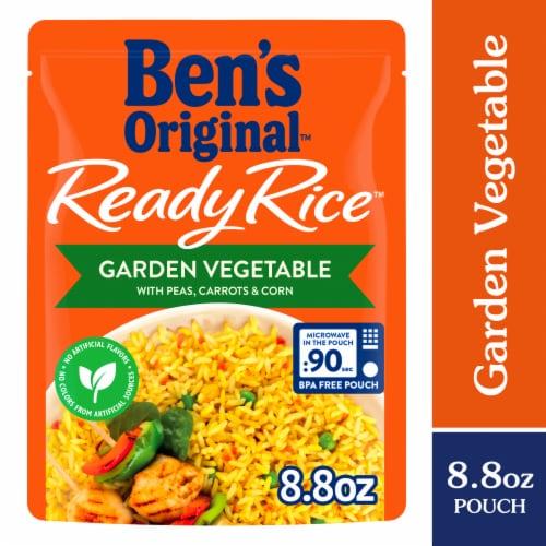 Ben's Original™ Ready Rice™ Garden Vegetable Rice Perspective: front