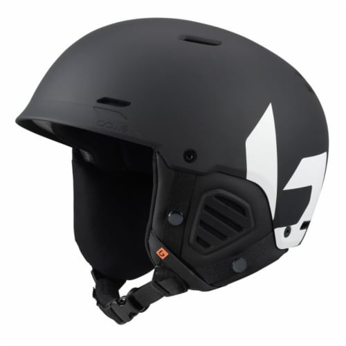 Bolle 513614 59-62 cm Mute Helmet, Black Perspective: front