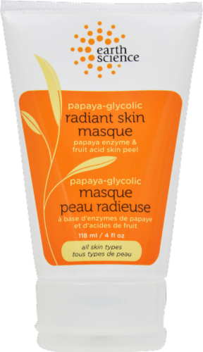Earth Science Radiant Skin Masque Perspective: front