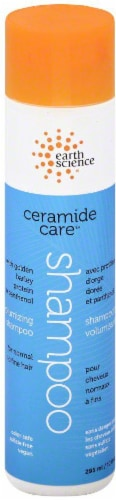 Earth Science Ceramide Care Shampoo Perspective: front