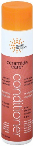 Earth Science Ceramide Care Conditioner Perspective: front