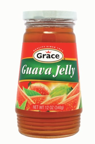 Grace Guava Jelly Perspective: front