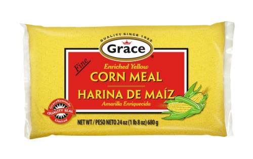 Grace Fine Corn Meal Perspective: front