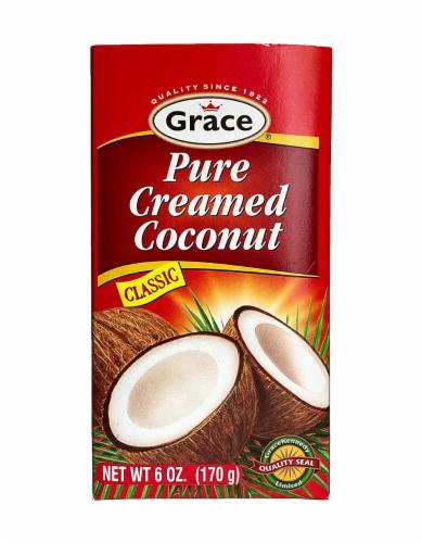 Grace Coconut Cream Box Perspective: front
