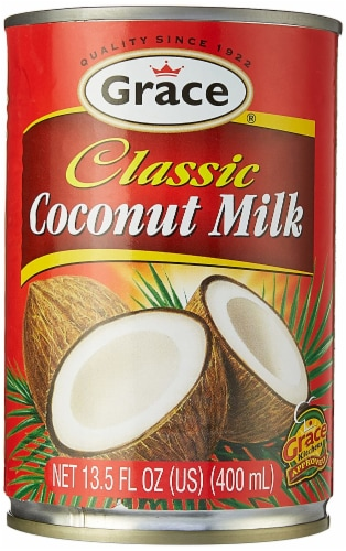 Grace Classic Coconut Milk Perspective: front