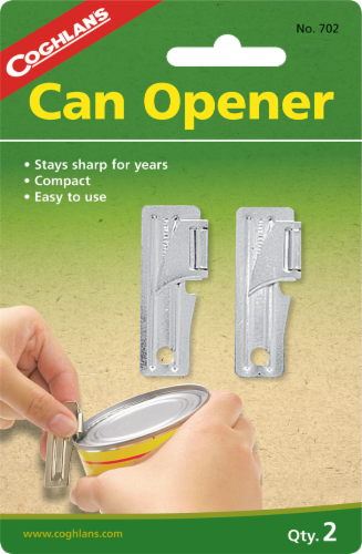 Coghlan's Can Openers Perspective: front