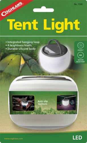 Coghlan's LED Tent Light Perspective: front