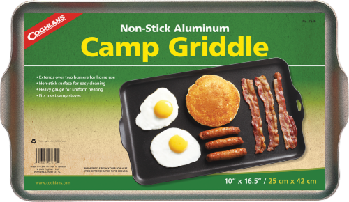 Coghlan's Non-Stick Camp Griddle Perspective: front