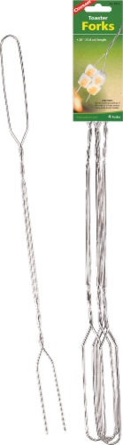 Coghlan's Toaster Forks - 4 Pack Perspective: front