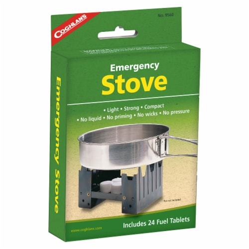 Coghlan's Emergency Stove Perspective: front