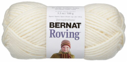 Bernat Roving Yarn-Rice Paper Perspective: front