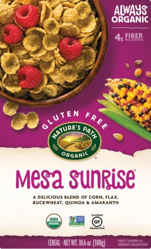 Nature's Path Organic Mesa Sunrise Cereal Perspective: front