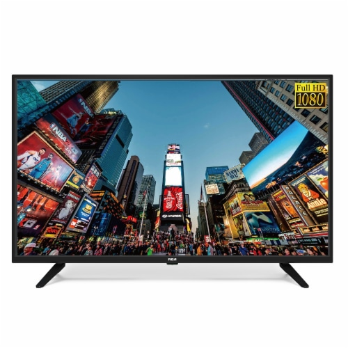 RCA Full HD 1080 Television Perspective: front